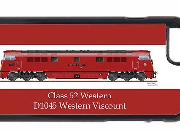 iPhone 6 Mobile Phone Case Class 52 D1045 Western Viscount