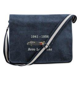 Messenger Bag Blue Avro Lancaster