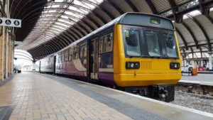 Northern Class 142 at York