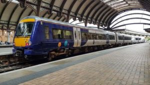 Northern Class 170 at York