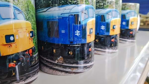 Fund raising Class 45 mug order for 45132 Loco Group