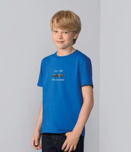 Childrens T-Shirt Lancaster Classic Military Aircraft
