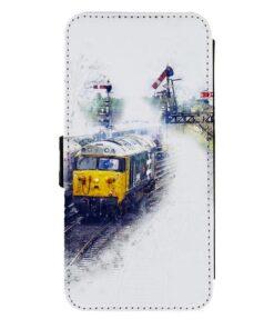 Class 50 50049 Digital Art Picture Mobile Phone Flip Case