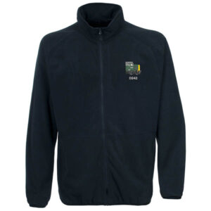 Class 40 D339 Split Box Br Green Number and nameplate Fleece Navy Blue