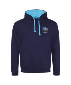Class 45 45101 BR Blue Navy Blue And Hawaiian Blue hoodie