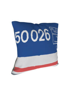 Class 50 50026 Network SouthEast Revised Data Panel Cushion