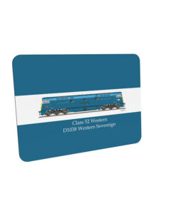 Class 52 Personalised Mousemat D1038