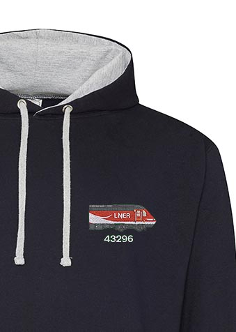 New Class 43 HST Embroidered Designs Added - GDMK Images