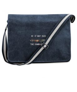 Dambusters Messenger Bag Blue