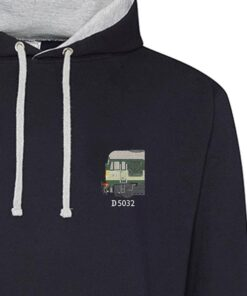 Class 24 Two Tone BR Green Hoodie Blue Polo Snippet