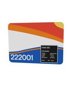 Class 222 Data EMT mouse mat